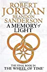 The Wheel of Time, tome 14 : A memory of light par Jordan