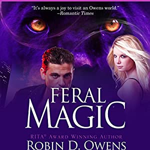 Feral Magic Audiobook