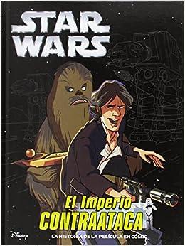 Star Wars. El Imperio Contraataca: Amazon.es: Vv.Aa.: Libros