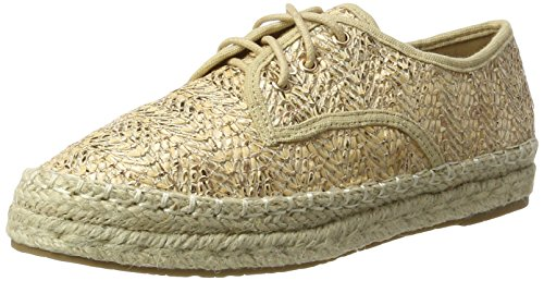 XTI Damen Gold Mess Ladies Shoes Sneaker Gold (Gold)