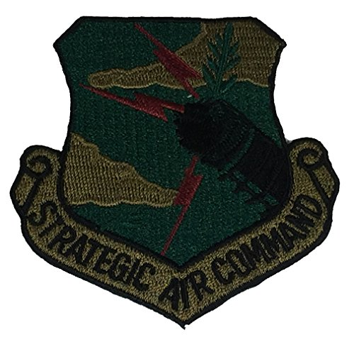 us-air-force-usaf-strategic-air-command-sac-patch-subdued-od-veteran-owned-business