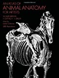 img - for An Atlas of Animal Anatomy for Artists (Dover Anatomy for Artists) by W. Ellenberger, H. Baum, H. Dittrich (June 1, 1956) Paperback book / textbook / text book