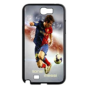 Samsung Galaxy Note 2 N7100 Phone Case Lionel Messi W9L33834