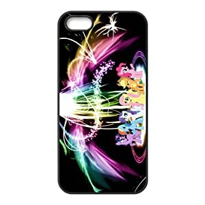 Customize Cartoon My Little Pony Back Cover Case for iphone 5,5S JN5S-1716