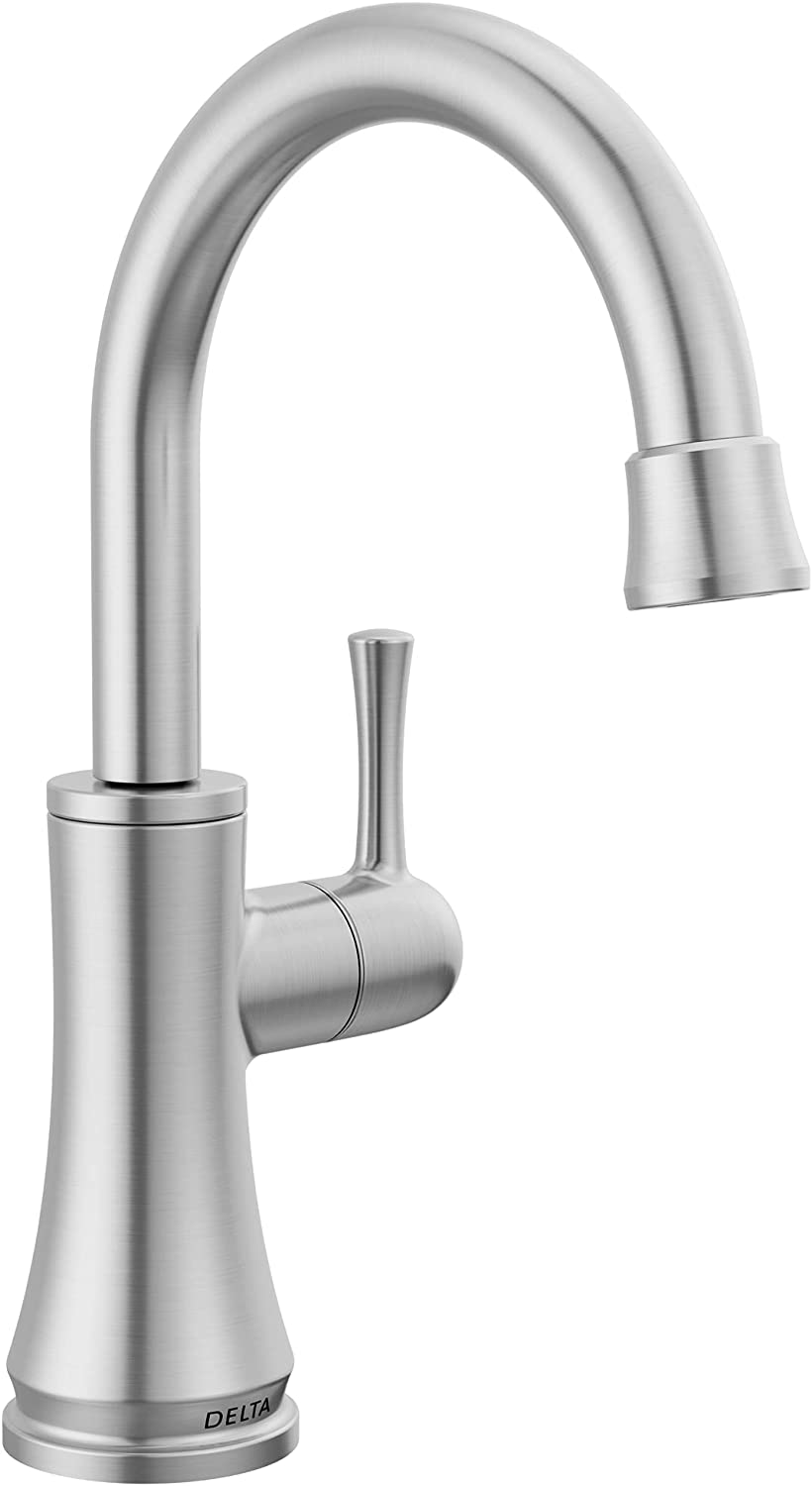 Delta Faucet 1920-AR-DST Traditional Beverage Faucet, Arctic Stainless