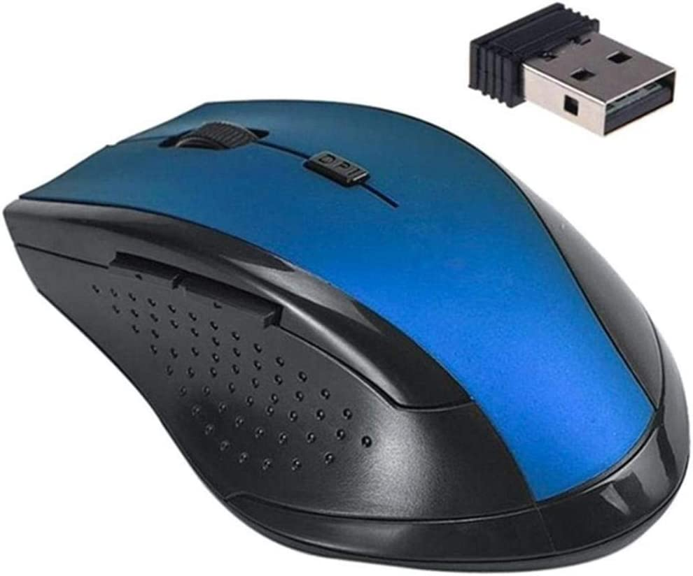 Vpicuo New Portable 2.4G Wireless Mouse Computer Laptop Game Mouse Mice