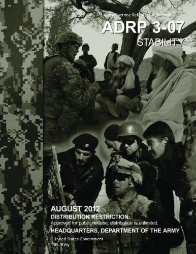 Download Army Doctrine Reference Publication ADRP 3-07     Stability     August 2012 pdf