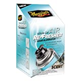 Meguiar's Whole Car Air Re-Fresher Odor Eliminator Mist – New Car Scent – G16402, 2 oz