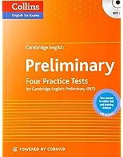 Practice Tests for Cambridge English: Preliminary: PET (Collins Cambridge English)