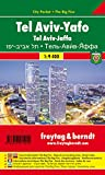 Tel Aviv - Yaffo City Pocket + The Big Five, Stadtplan 1 : 9,400 (English, French and German Edition)
