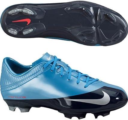 Nike Mercurial VELOCI V FG, Azul, Talla 42 (us8.5): Amazon