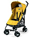 Peg Perego Pliko Mini Umbrella Strollers, Mod Yellow