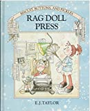 Rag Doll Press, E.J. Taylor, 1564021505