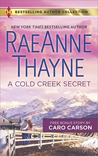 book cover of A Cold Creek Secret /  Not Just a Cowboy