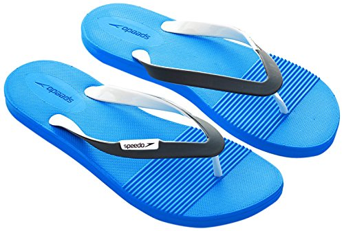 Speedo Saturate Ii Thg Am - Chanclas Neon Blue/Oxid Grey/White