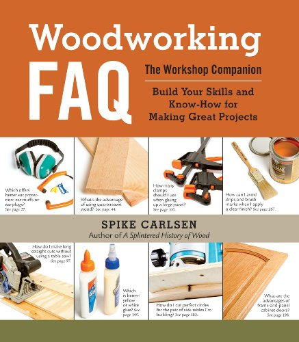 Woodworking FAQ: The Workshop Companion: Build Your Skills and Know-How for Making Great Projects by Storey Publishing, LLC
