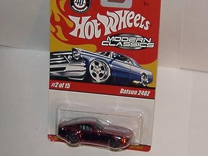 Amazon.com: Hot Wheels 40 aniversario clásicos modernos ...