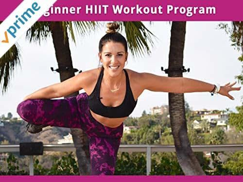 Beginner HIIT Workout Program