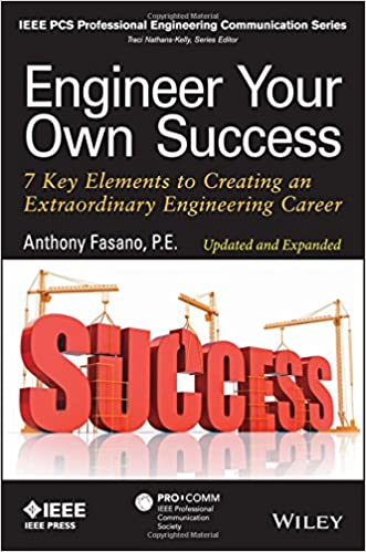 Engineer your own success 7 key elements to creating an engineer your own success 7 key elements to creating an extraordinary engineering career 1st edition fandeluxe Gallery