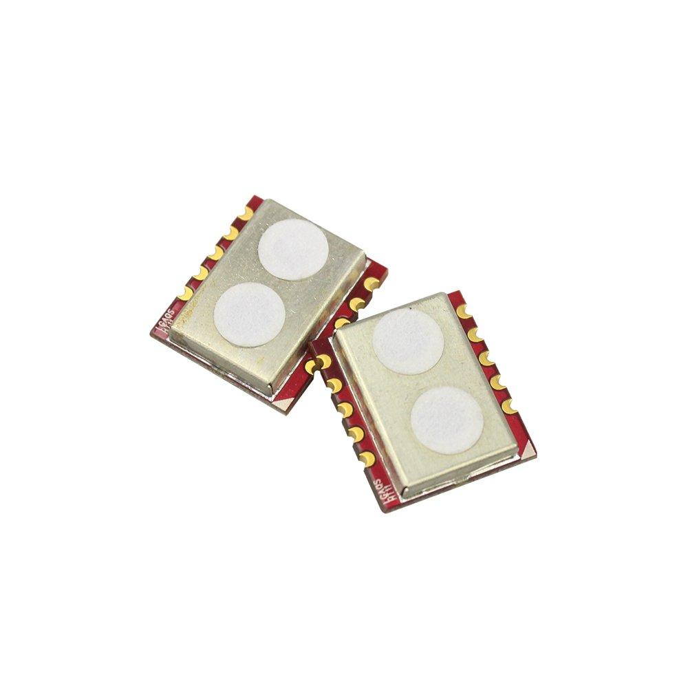 SuperiParts Smart Electronics Temperature and Humidity VOC TVOC CO2 for Maldehyde 5 in 1 Detection Sensor Module LGAQS-HT01