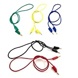 5pcs Test Leads 5Color Gold-Plated Mini 2mm