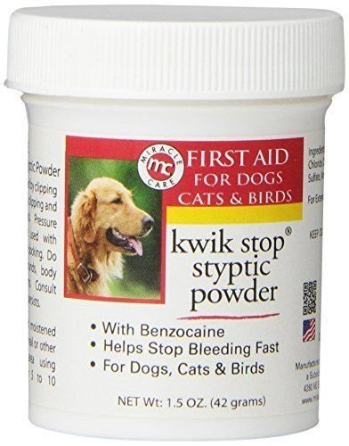 Kwik Stop Powder - 7