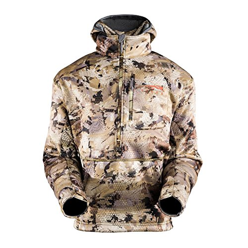 Sitka Gear Gradient Hoody, Optifade Waterfowl (Natural Reed Finish Bases)