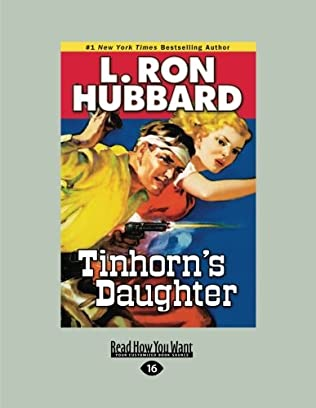 book cover of Tinhorn\'s Daughter