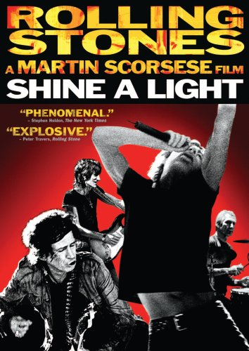 Rolling Stones: Shine a Light ()