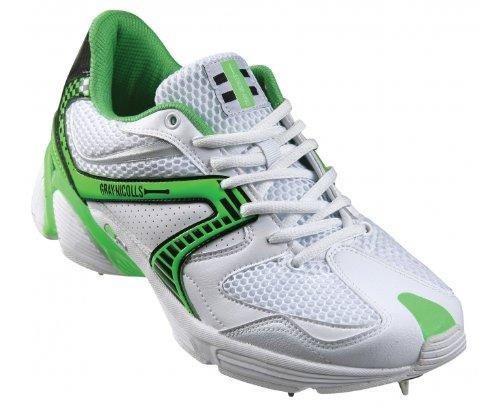 Gray Nicolls Bailistic Cricket Shoes Flexi Spike Sole (UK 10/US 11)