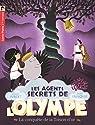 Les agents secrets de l'Olympe, tome 7 : La conquête de la toison d'or par Faulques