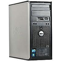 Dell Optiplex (Intel Dual-Core 3.06GHz Processor, New 4GB Memory, 160GB HDD, DVDRW, VGA, DisplayPort, Windows 7 pro) (Certified Refurbished)