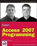 Expert Access 2007 Programming (Programmer to Programmer)