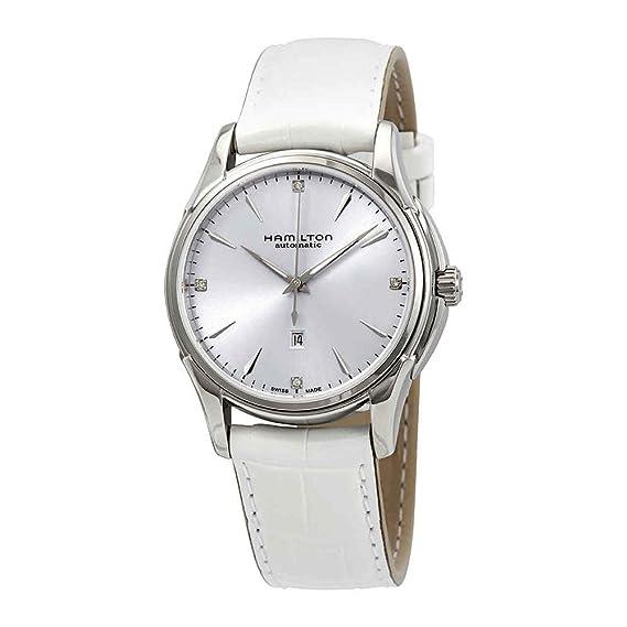 Hamilton Jazzmaster Viewmatic Lady h32315842 Mujer automático reloj: Amazon.es: Relojes