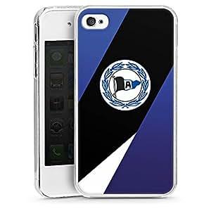 APPLE iPhone 3GS Funda Premium Case Protección cover Arminia Bielefeld Fan Artículo DSC