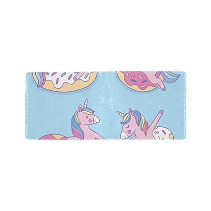 Unicornio Cupcake Donut Confetti Lether Tarjeta de Visita ...