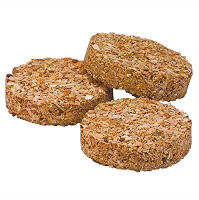 Bradley Apple sawdust puck for electric smoker pack of 120 from Dowricks Goodlife