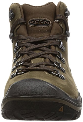 Keen Feldberg WP dark earth/cascade brown Marrón