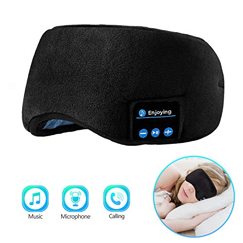Sleep Headphones Bluetooth Eye
