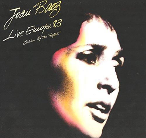 Joan Baez - Joan Baez Live Europe 83 Children Of The Eighties Lp Vg/nm Canada Gamma - Zortam Music