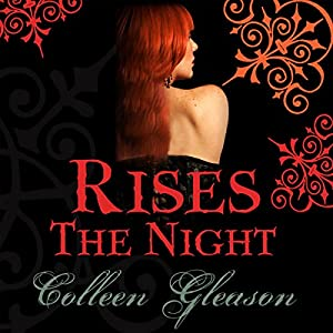 Rises the Night Audiobook