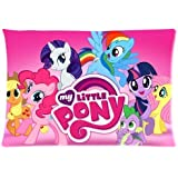 af1bc6d159ef58 Lijia--Cartoon My Little Pony Custom Rectangle Pillow Cases Friendship is  Magic Children