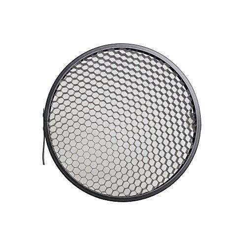 Bestshoot 7inch Standard Bowen Mount Reflector with Soft Diffuser Cover for Flash Speedlites Strobes Monolights
