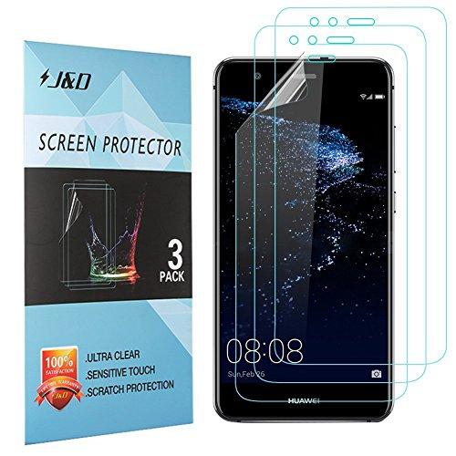 3pack p10 lite screen protector ju0026d premium hd clear film shield