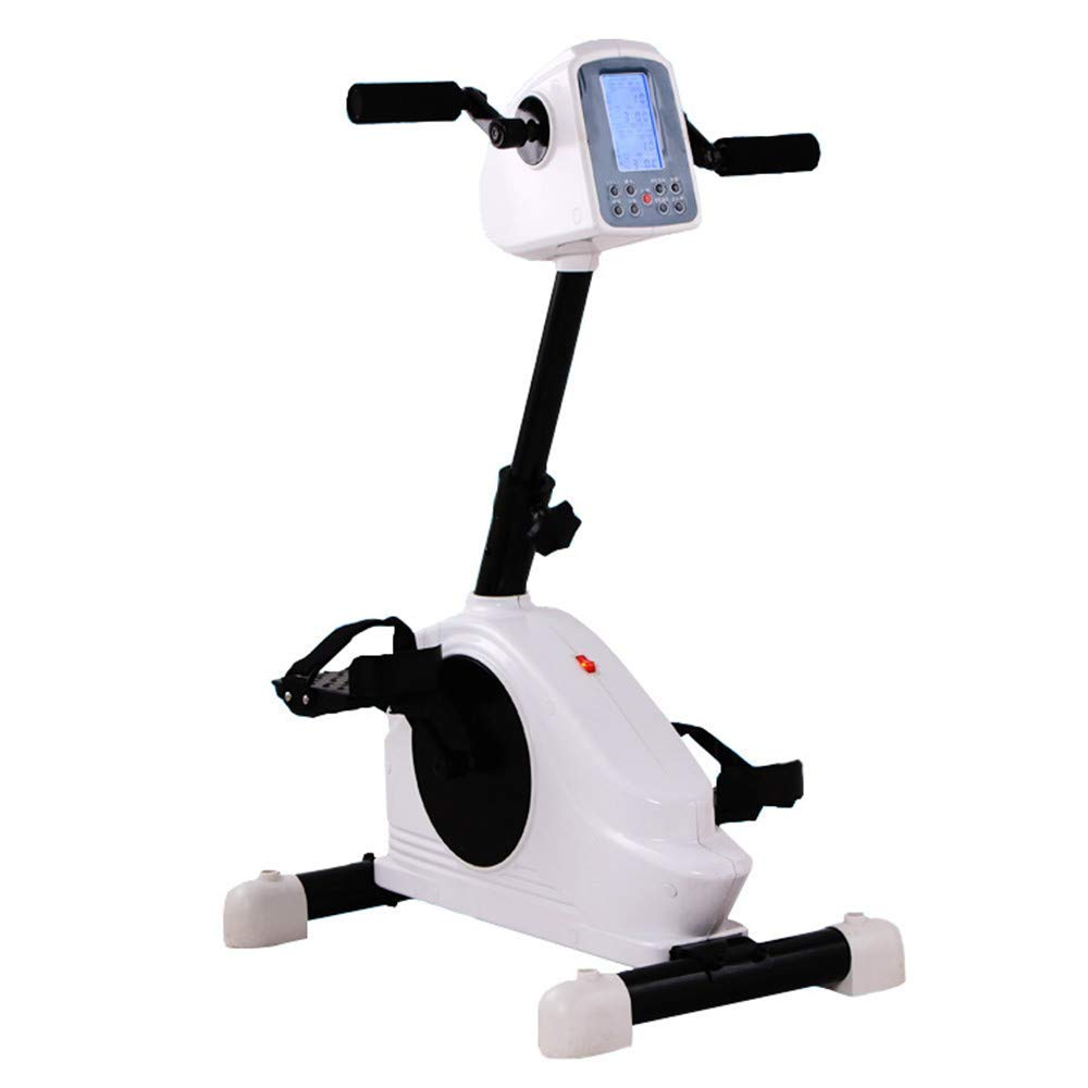 Bike Pedal Motorized Trainer, Intelligent Electronic Physical Therapy for Handicap, Disabled and Stroke Survivor  Promotes Blood Circulation, Improves Balance, Strengthens Muscles