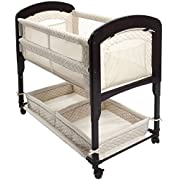 Arm's Reach Concepts Cambria Co-Sleeper Bassinet, Natural