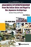 Asian Models of Entrepreneurship, Leo-Paul Dana, 9814590258