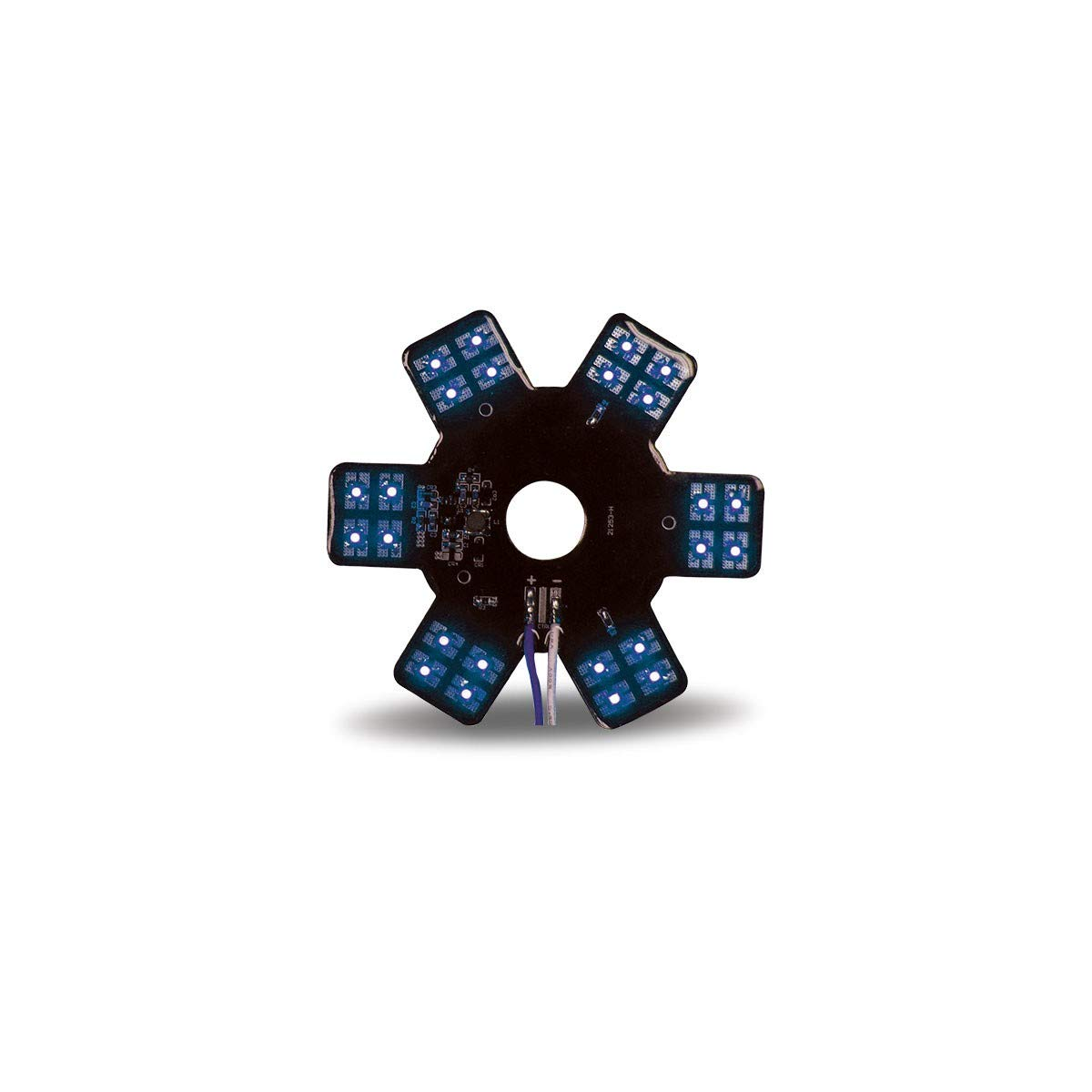 5'' Blue Star LED Light for 13'' Donaldson Air Cleaners