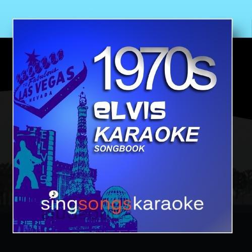 The 1970s Elvis Karaoke Songbook (Karaoke 70s)