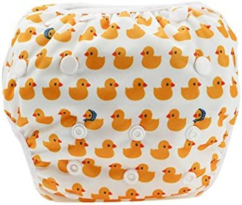 Set 1 Pack de 2 JT-Amigo Pa/ñal Ba/ñador Reutilizable Para Beb/é